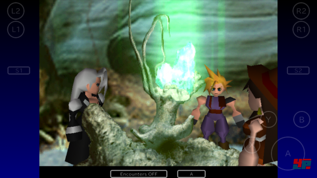 Screenshot - Final Fantasy 7 (iPad) 92512154