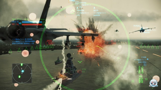 Screenshot - Ace Combat: Assault Horizon (360) 2249337