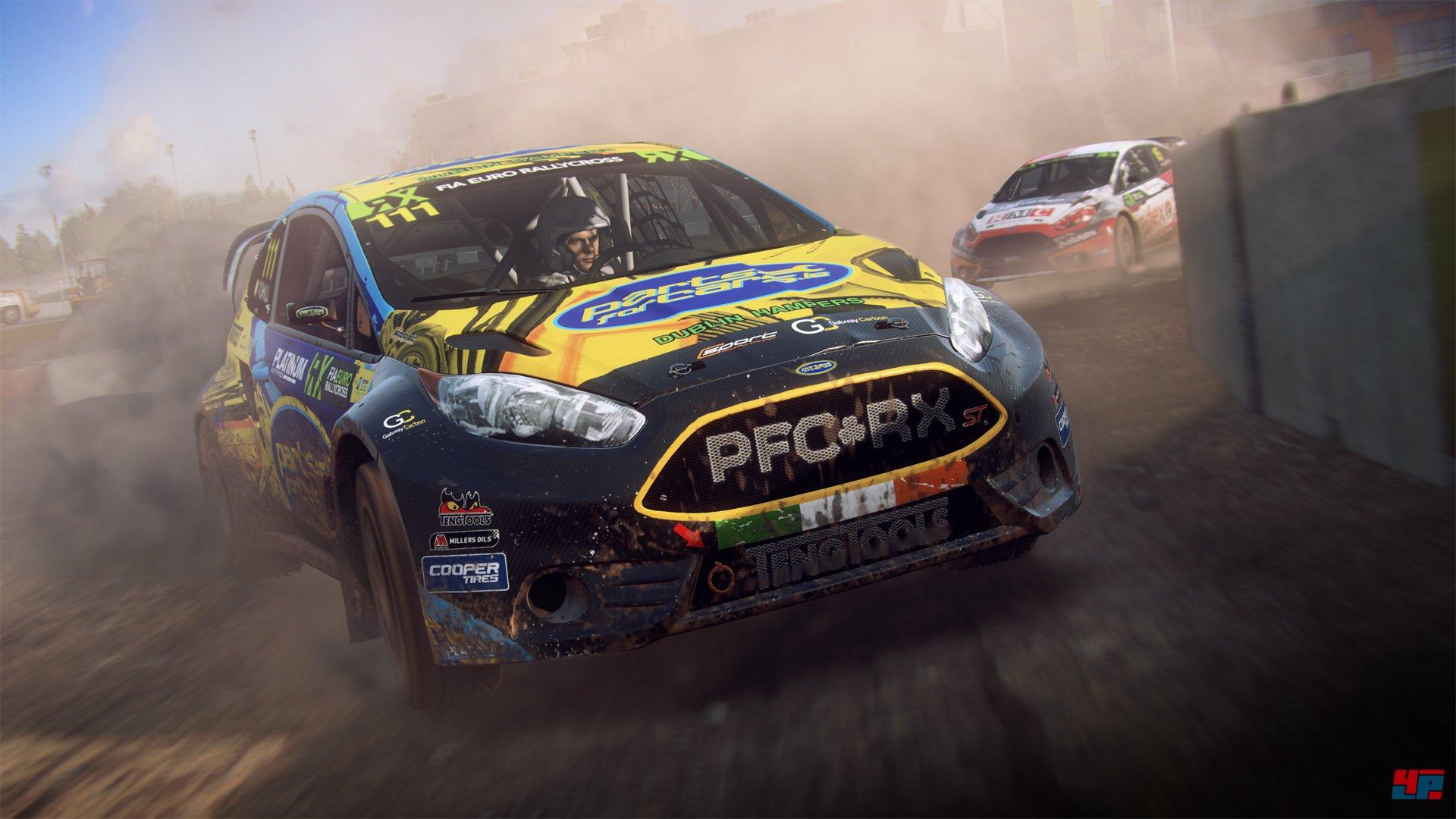 DiRT Rally 2 0 Rallye Rennspiel angekündigt Simulationswurzeln des