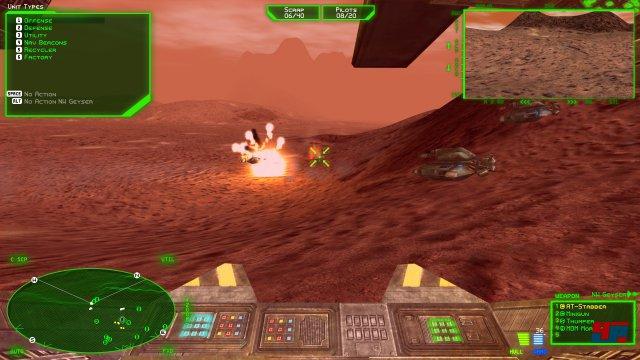 Battlezone inszeniert ein bis heute ungewöhnlich fesselndes Erlebnis.