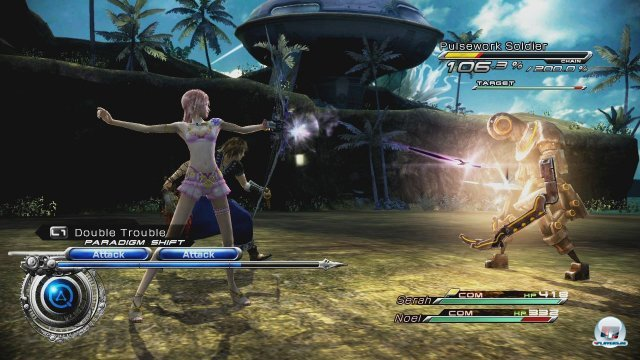Screenshot - Final Fantasy XIII-2 (PlayStation3) 2320147