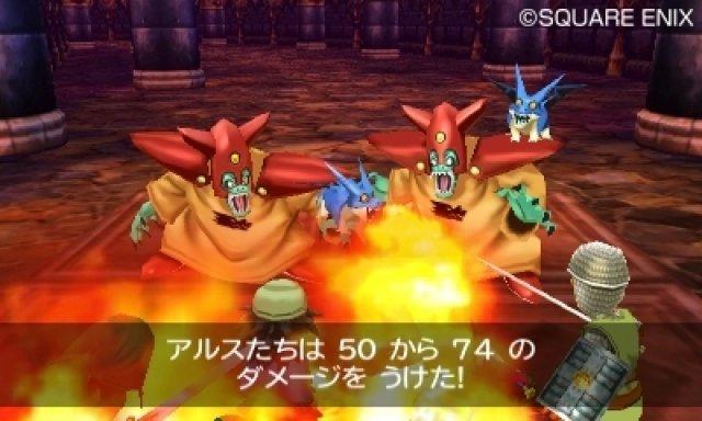 Screenshot - Dragon Quest VII (3DS) 92447777