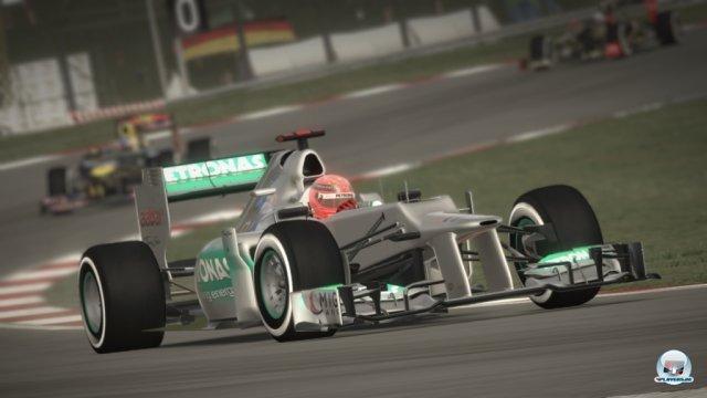 Im Spiel hat Altmeister Schumacher hoffentlich weniger Pech als in der laufenden Saison.