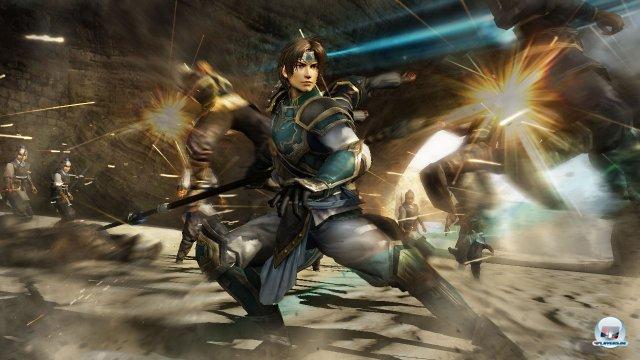 Screenshot - Dynasty Warriors 8 (PlayStation3) 92433972