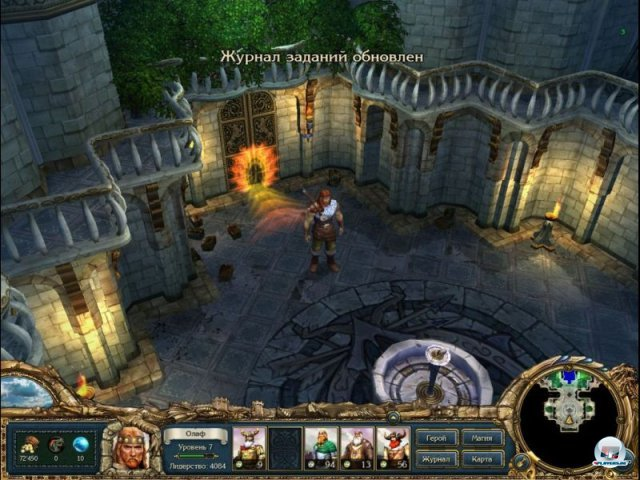 Screenshot - King's Bounty: Warriors of the North (PC)
