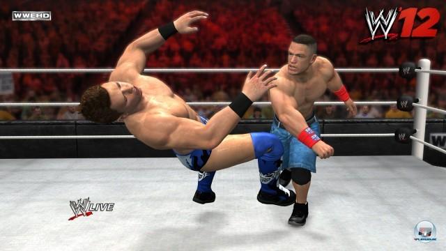 Screenshot - WWE '12 (360) 2241872