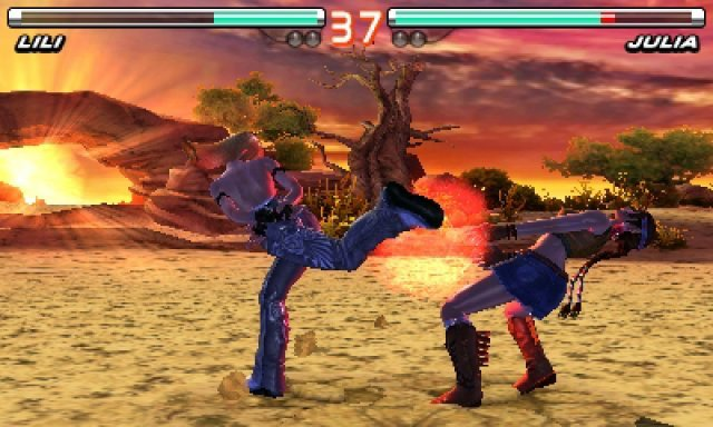 Screenshot - Tekken 3D Prime Edition (3DS) 2281287