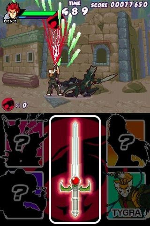 Screenshot - Thundercats (NDS) 2362272