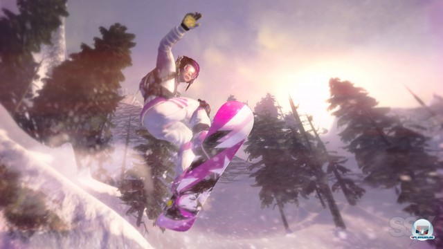 Screenshot - SSX (360) 2228564