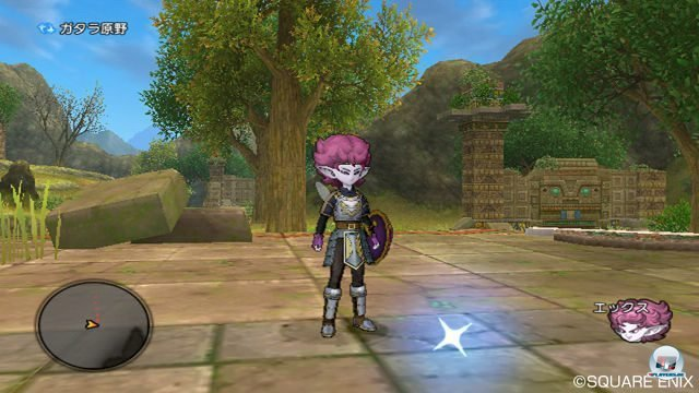 Screenshot - Dragon Quest X Online (Wii) 2280412