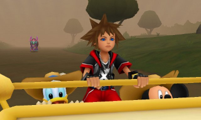 Screenshot - Kingdom Hearts 3D: Dream Drop Distance (3DS) 2354247