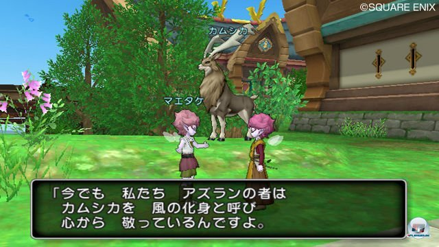 Screenshot - Dragon Quest X Online (Wii) 2277632