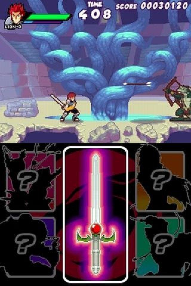 Screenshot - Thundercats (NDS) 2362232
