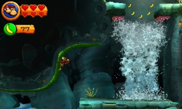Screenshot - Donkey Kong Country Returns (3DS) 92459478