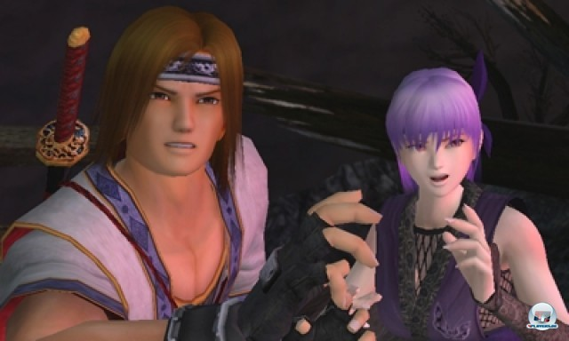 Screenshot - Dead or Alive: Dimensions (NDS) 2224163