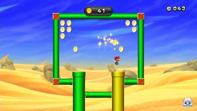 Screenshot - New Super Mario Bros. U (Wii_U) 92420417