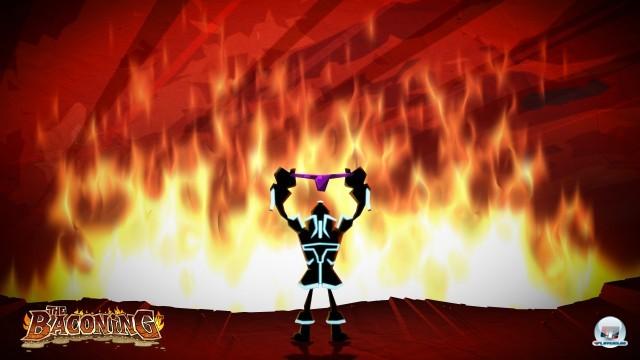 Screenshot - The Baconing (PC) 2235107