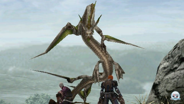 Screenshot - Frontier Gate (PSP) 2238863