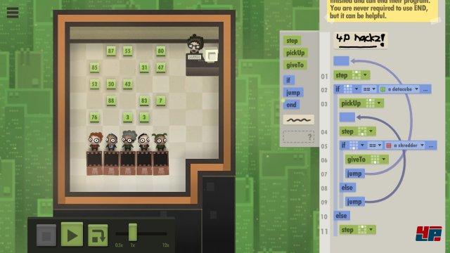Screenshot - 7 Billion Humans (PC)