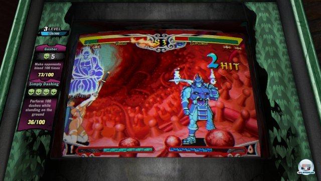 Screenshot - Darkstalkers: Resurrection (360) 92412487