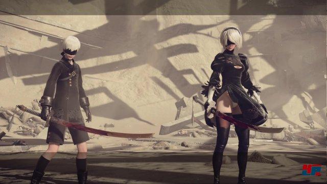 Screenshot - NieR: Automata (One) 92568405