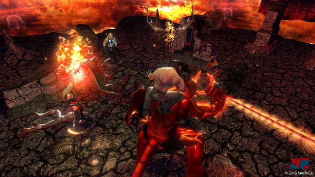 Screenshot - Marvel: Ultimate Alliance (PC) 92530055
