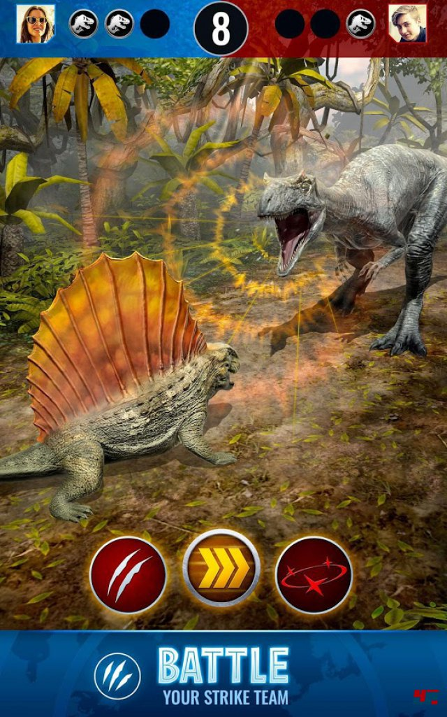 Screenshot - Jurassic World Alive (Android) 92560810