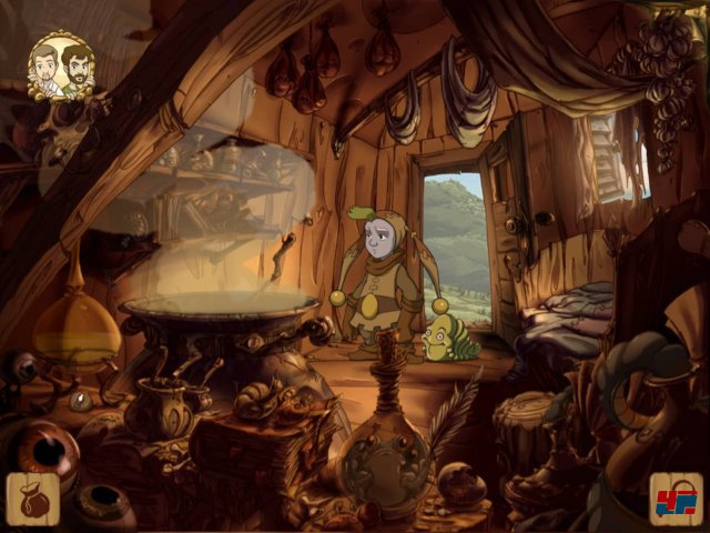 Screenshot - The Whispered World (iPad) 92516905