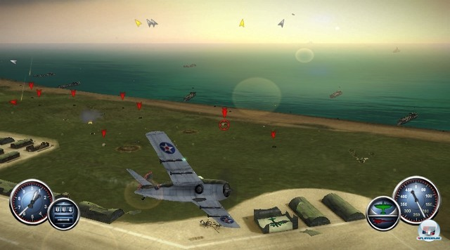 Screenshot - Combat  Wings: The Great Battles of World War II (Wii) 2240277