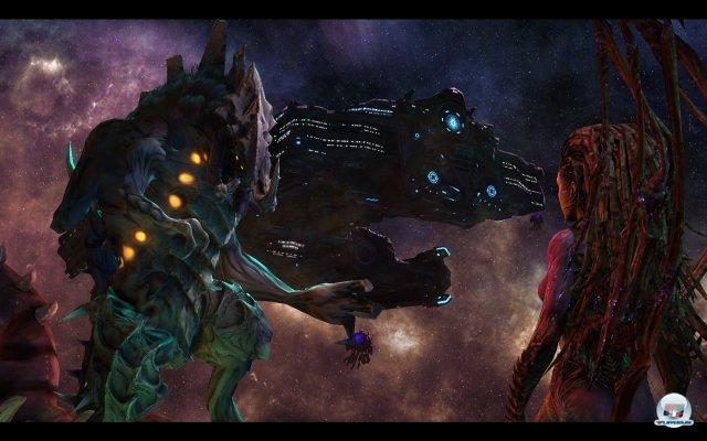 Oh Nein! Im Weltraum gibt es keine Essenzen zu sammeln! Armer Urzerg!