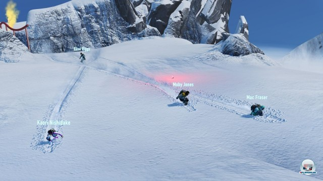 Screenshot - SSX (360) 2250992