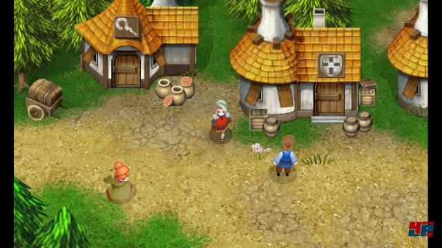 Screenshot - Final Fantasy 3 (PC)