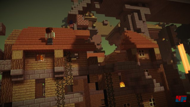 Screenshot - Minecraft: Story Mode - Episode 2: Montage erforderlich (360)