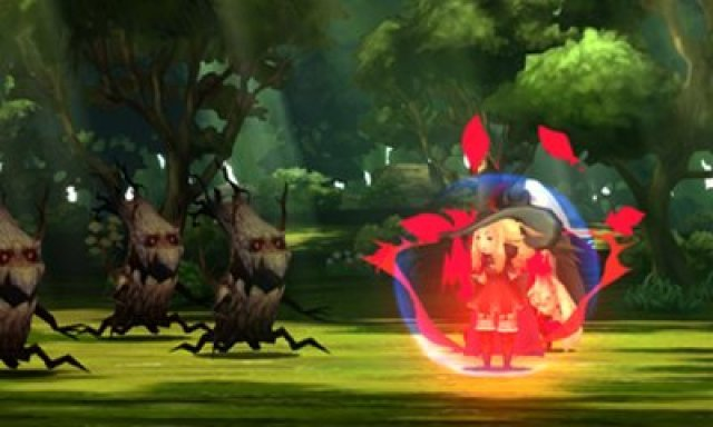 Screenshot - Bravely Default: Flying Fairy (3DS) 2372342