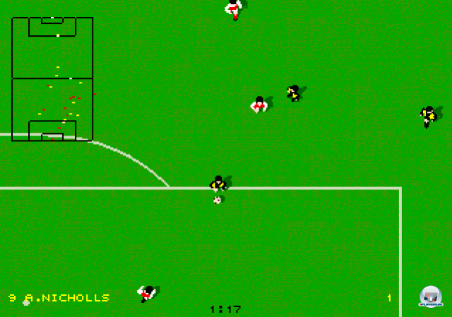 Screenshot - Kick Off (PC)