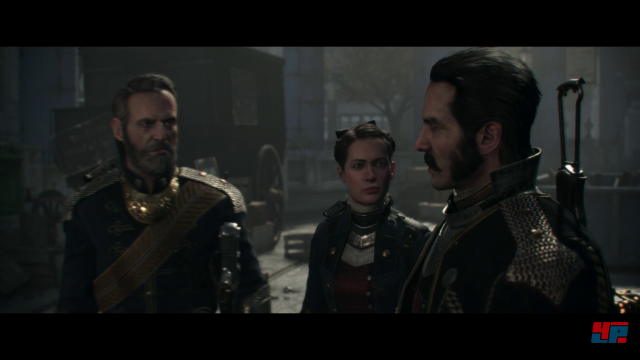 The Order: 1886 entf�hrt exklusiv auf PlayStation 4 in ein alternatives viktorianisches London.
