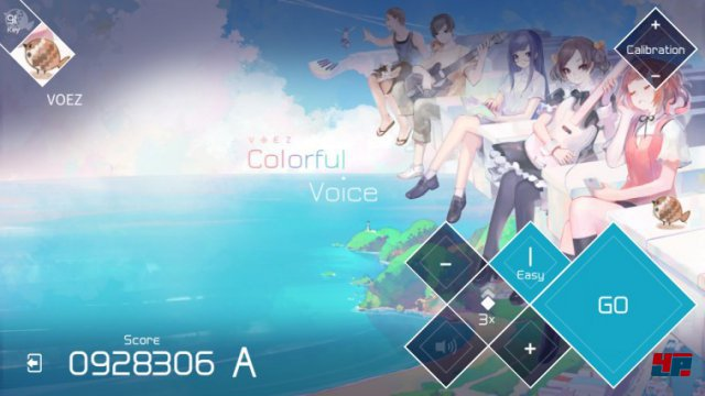 Screenshot - Voez (Switch)
