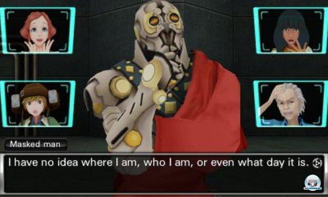 Screenshot - Zero Escape: Virtue's Last Reward (3DS) 92451122