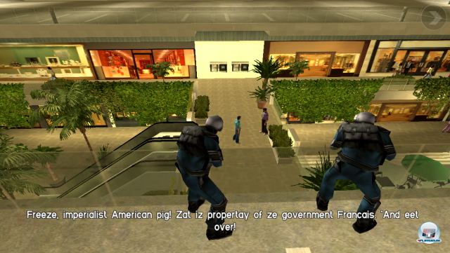 Screenshot - Grand Theft Auto: Vice City (iPhone) 92430682