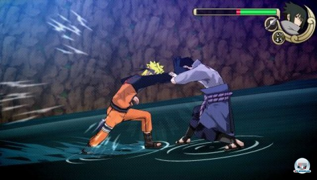 Screenshot - Naruto Shippuden: Ultimate Ninja Impact (PSP) 2281652