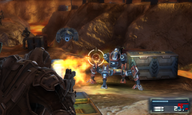Screenshot - IronFall Invasion (3DS)