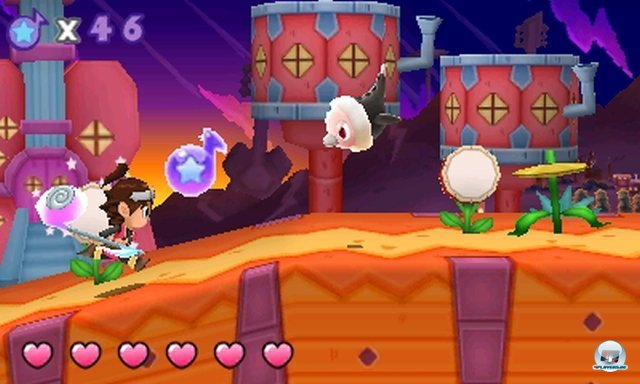 Screenshot - HarmoKnight (3DS) 92457888