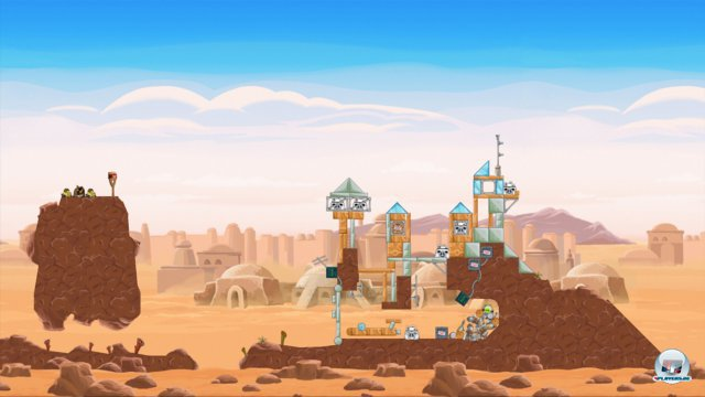 Screenshot - Angry Birds Star Wars (360) 92471231