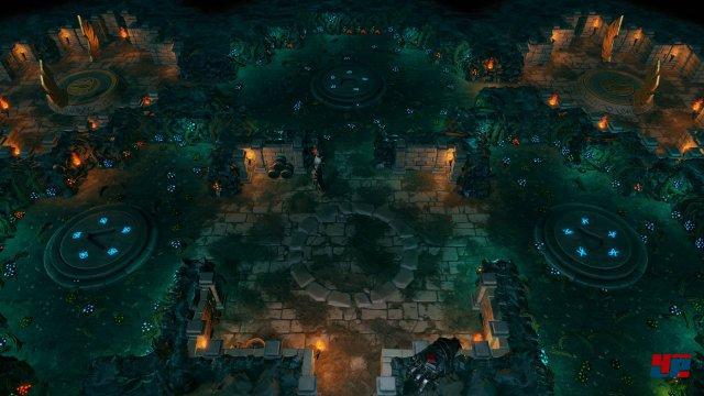 Screenshot - Dungeons 3 (Linux)