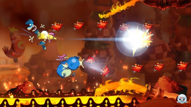 Screenshot - Rayman Origins (360) 2281772