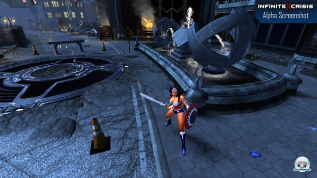 Screenshot - Infinite Crisis (PC) 92457875