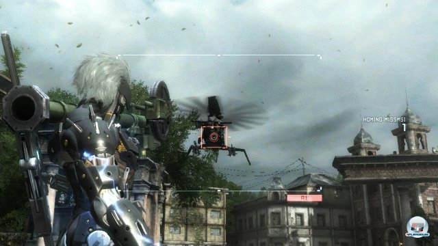 Screenshot - Metal Gear Rising: Revengeance (360) 2384772