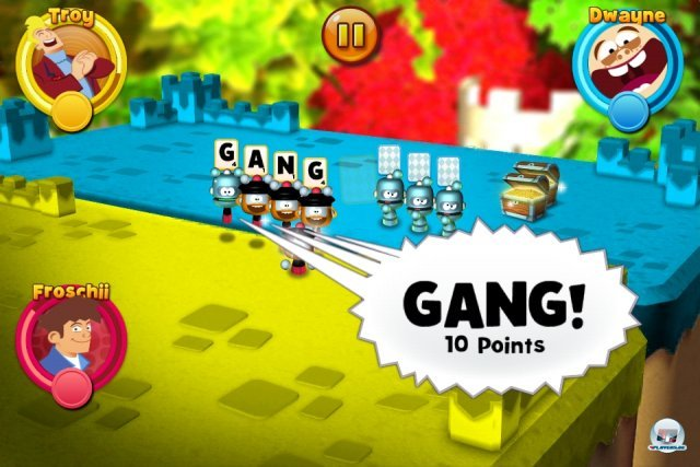Die iOS-Version bietet die tolle Präsentation und den Spielspaß der Konsolenfassung - kommt gegenwärtig aber noch ohne Multiplayermodus aus.