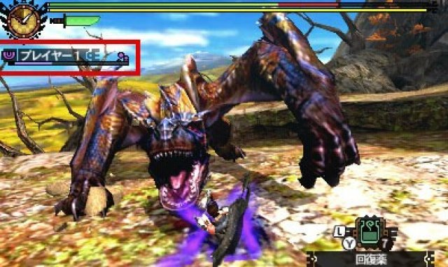 Screenshot - Monster Hunter 4 (3DS) 92420037