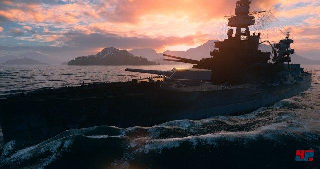 Screenshot - World of Warships (PC) 92516001